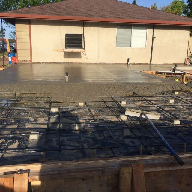 Concrete Contractor in Sacramento